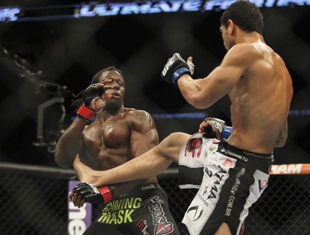 Clint Hester vs. Antônio Braga Neto UFC (Foto: Reuters)