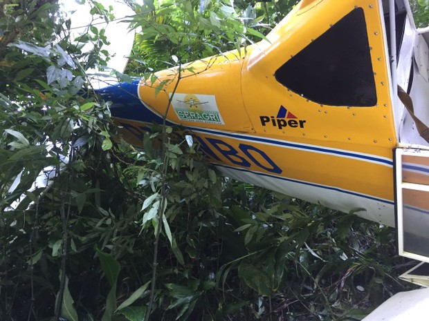 Causas da queda ainda são desconhecidas (Foto: Arcanjo/Divulgação)