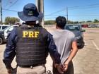 Homem acusado de tráfico de drogas é preso pela PRF em Roraima