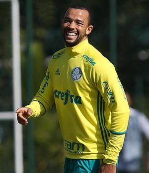 Roger Carvalho Palmeiras (Foto: Cesar Greco/Ag Palmeiras/Divulgação)