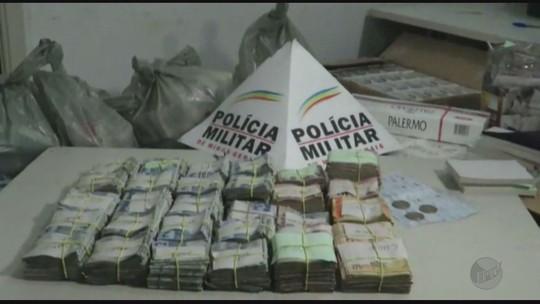 Homem é preso por contrabando de cigarros e jogo do bicho em distrito de Caldas, MG