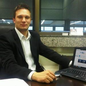 Daniel Lima, de 31 anos, fundador do Promoterface (Foto: Acervo pessoal/Divulgação)