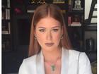 'Foi ótimo me despir da vaidade', diz Marina Ruy Barbosa sobre novo papel