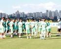 Sílvio Criciúma esboça Goiás com volta de lesionados para partida contra o Flu