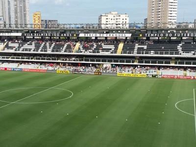 Santos vende ingressos para partida contra o Ituano ba1d8bc4895f8