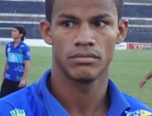 Gessé, atacante do Atlético Acreano (Foto: GLOBOESPORTE.COM)