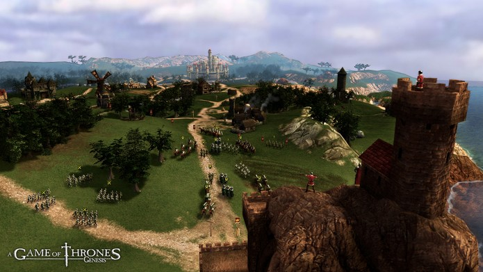 A Game of Thrones Genesis (Foto: Divulgação/Cyanide)