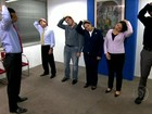 Sessão de alongamento pode 'aumentar' altura em até 2 centímetros
