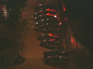 9 tiroteio rota (Foto: Reprodução/Globo News)