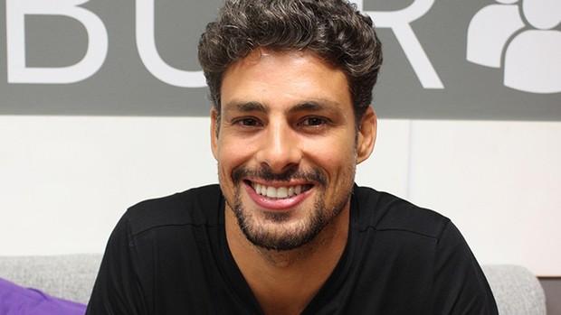 Cauã Reymond comenta experiência em 'Dois Irmãos' ( Paula Oliveira, Gshow)