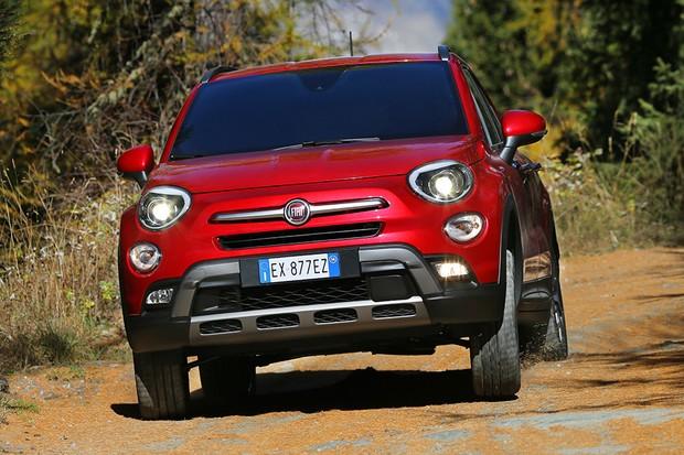 Fiat 500X (Foto: Fiat)