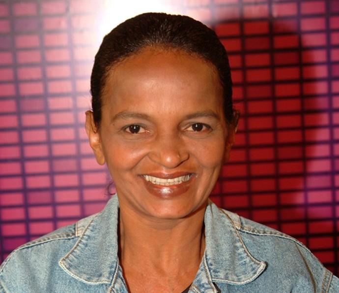 Marielza deixou o BBB5 após sofrer um AVC (Foto: TV Globo)