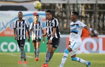 Volantes no acelerador: sexteto do Bota participa de 1/4 dos gols em 2016