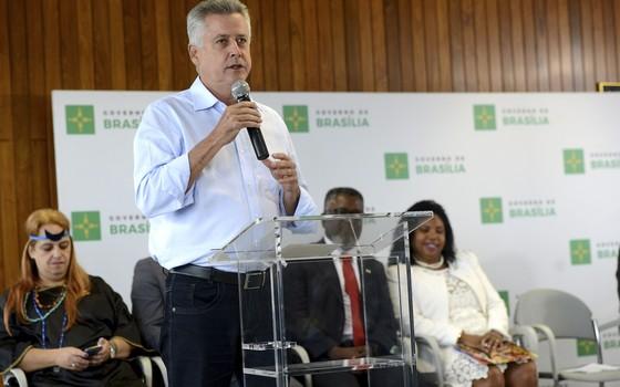 O governador do Distrito Federal  Rodrigo Rollemberg (Foto: Agência Brasil)