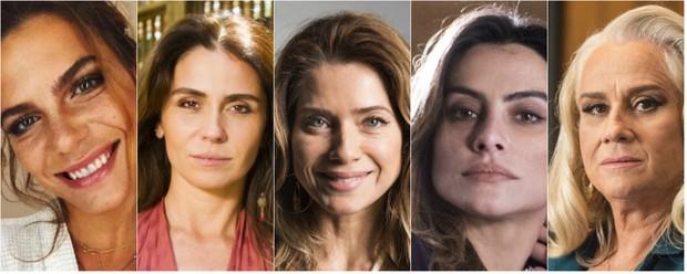 Veja o que as sobrancelhas revelam sobre sua personalidade; Dicas! (Foto: Reprodução do Instagram/ TV Globo)