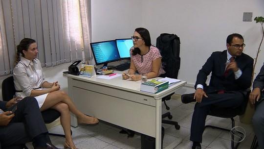 Representantes do MPF e associação dos delegados prestam apoio à equipe do Deotap
