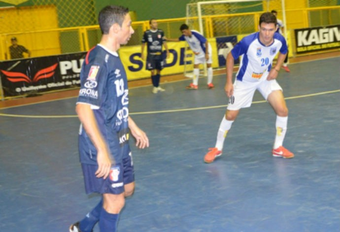 Valdin Joinville Mossoró Taça Brasil de Futsal (Foto: Divulgação)