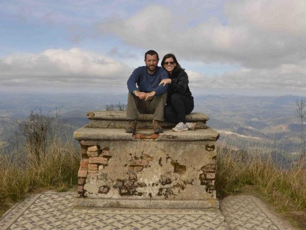 casal livro Itaúna (Foto: Renato Weil/Arquivo pessoal)