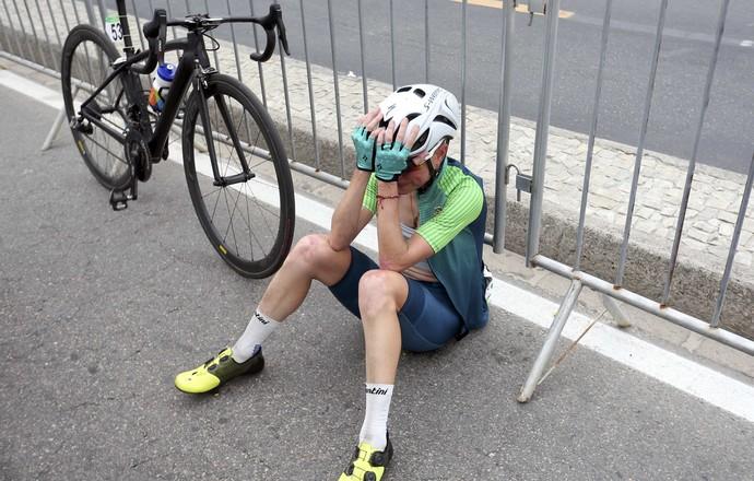 Flavia Oliveira ciclismo (Foto: Reuters)