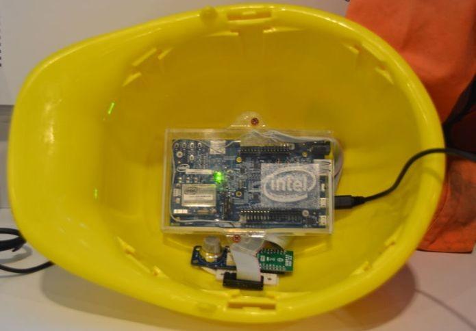 Edison poderia ser utilizado para monitorar operários (Foto: Divulgação)