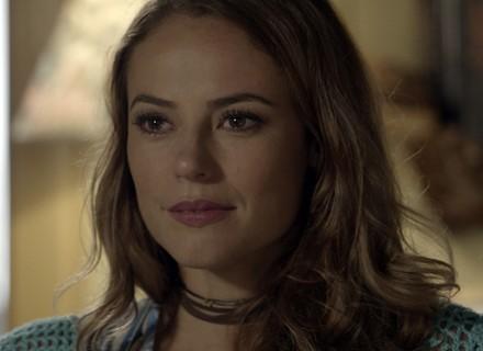 Melissa lança a bomba para Felipe: 'Acho que estou grávida'