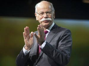 Dieter Zetsche, CEO da Daimler (Foto: REUTERS/Mark Blinch)