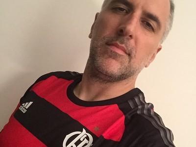 Antonio Tabet novo vice-presidente do Flamengo (Foto: Reprodução/ Instagram)