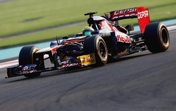 Testes Pilotos novatos F1 luiz razia str (Foto: Agência Getty Images)