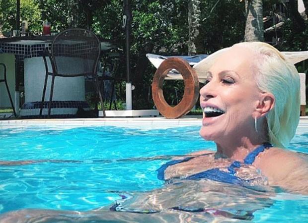 Ana Maria Braga é grosseira com competidor e internet critica