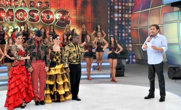 Dança dos Famosos (Foto: Rede Globo/Zé Paulo Cardeal)