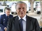 Líderes do PMDB cogitam não apoiar Michel Temer em eleição da sigla