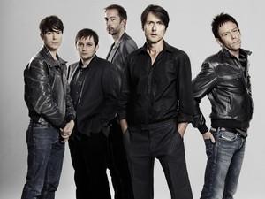 A banda britânica Suede (Foto: Divulgação)