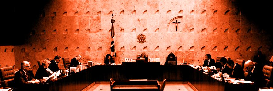 Supremo Tribunal Federal (Foto:  Agência Senado)