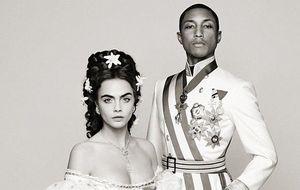 Cara Delevingne vira imperatriz Sissi, da Áustria, em novo curta da Chanel