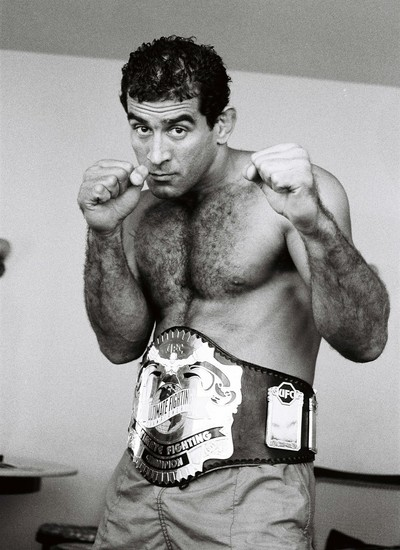 Marco Ruas MMA (Foto: Marcelo Alonso)