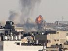 Após queda de foguete, Israel ataca posições do Hamas em Gaza