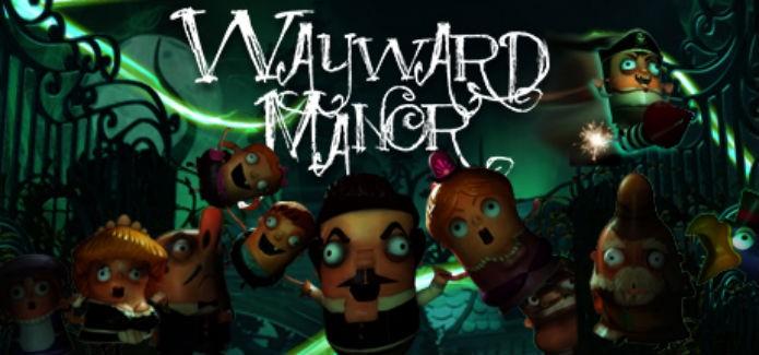 Wayward Manor: Primeiro jogo de Neil Gaiman chega ao Steam (Foto:Divulgação)