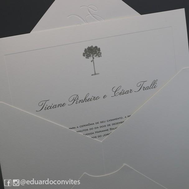 Convite (Foto: Instagram/Reprodução)