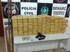 Polícia prende quadrilha com mais de 100 Kg de maconha, em Porto Velho