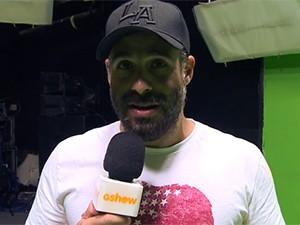 Raoni Carneiro é o diretor do show de Lexa (Foto: Reprodução)