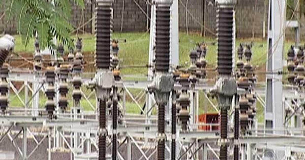 Fornecimento de energia é suspenso em três municípios de MS - Globo.com