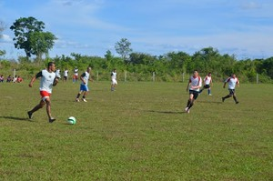 Regulamento do campeonato de futebol amador em Vilhena será decidido em assembleia (Foto: Jonatas Boni)
