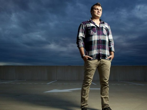 Jackson percorre os EUA como palestrante motivacional (Foto: BBC)