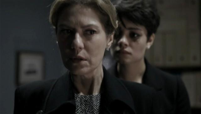 Angela (Foto: O Rebu / TV Globo)