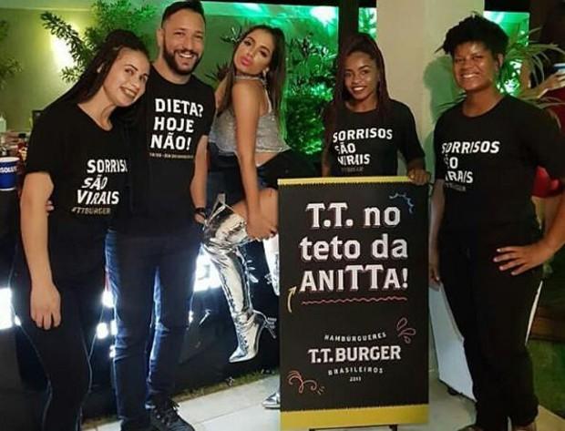 Festa da Anitta (Foto: Reprodução/Instagram)