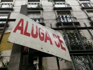 Aluguel de imóveis em São Paulo. Imóvel, imobiliária, apartamentos, casas. -HN- (Foto: Fernanda Carvalho/Fotos Públicas)