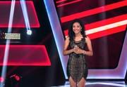 Adna Souza The Voice Brasil (Foto: Globo/ Divulgação)