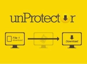 unProtector, bloqueador de propaganda para download