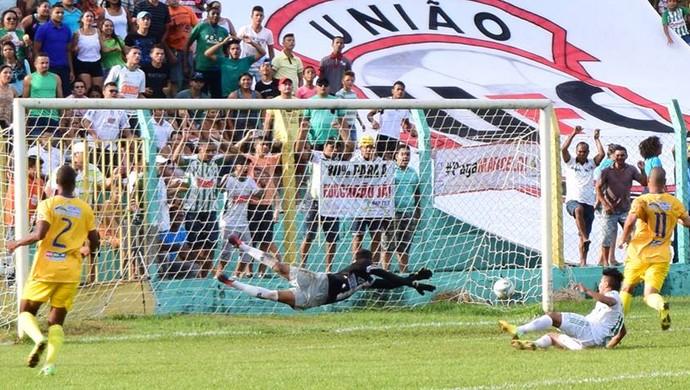 Tocantinópolis x Interporto - Final 2015 (Foto: Dirceu Leno/ Tocantinópolis)