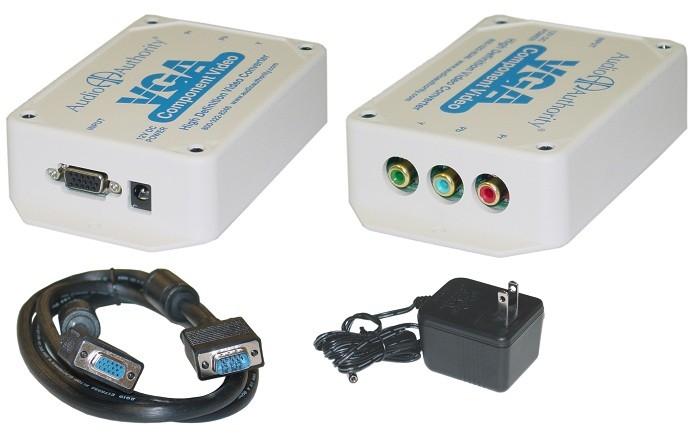 Para televisores antigos, é preciso comprar um adaptador para conexões VGA (Foto: Reprodução/Felipe Velloso)